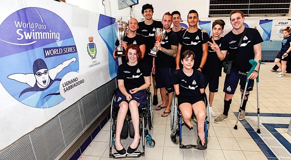 World Series Lignano Nuoto Paralimpico