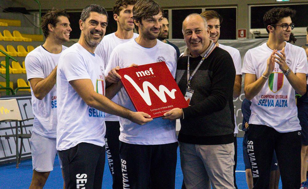 Premiazione Sporting Club Selva Alta - Foto Marta Magni