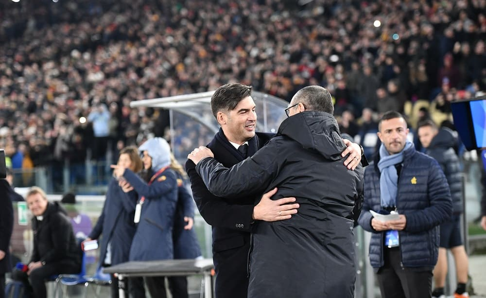 Coppa Italia, Sarri: