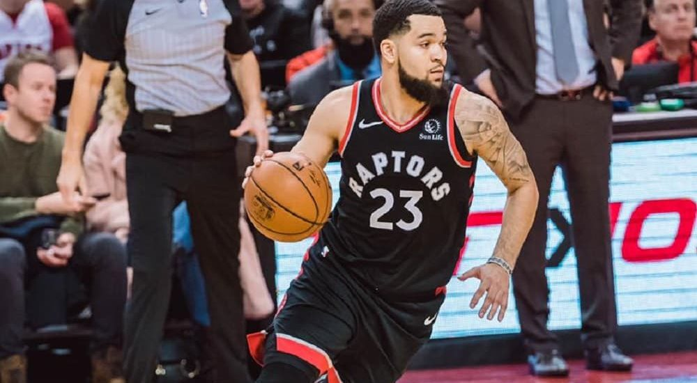 Fred VanVleet, Toronto Raptors Official Facebook Page