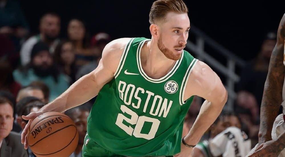 Gordon Hayward, Boston Celtics Official Facebook Page