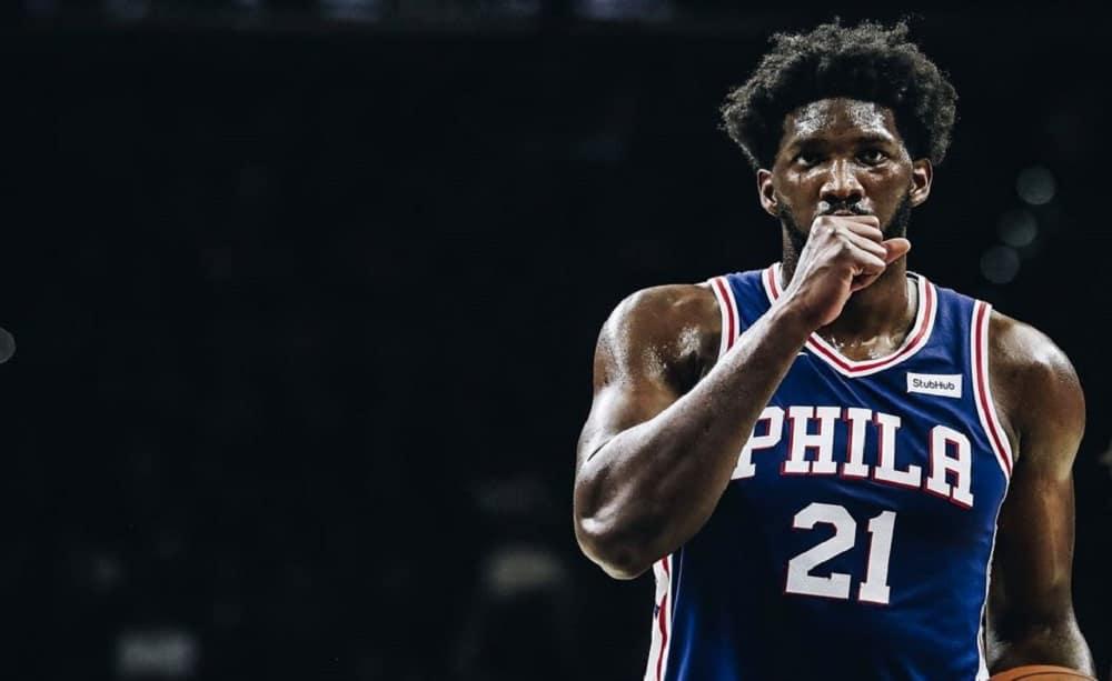 Joel Embiid, Philadelphia 76ers Official Facebook Page