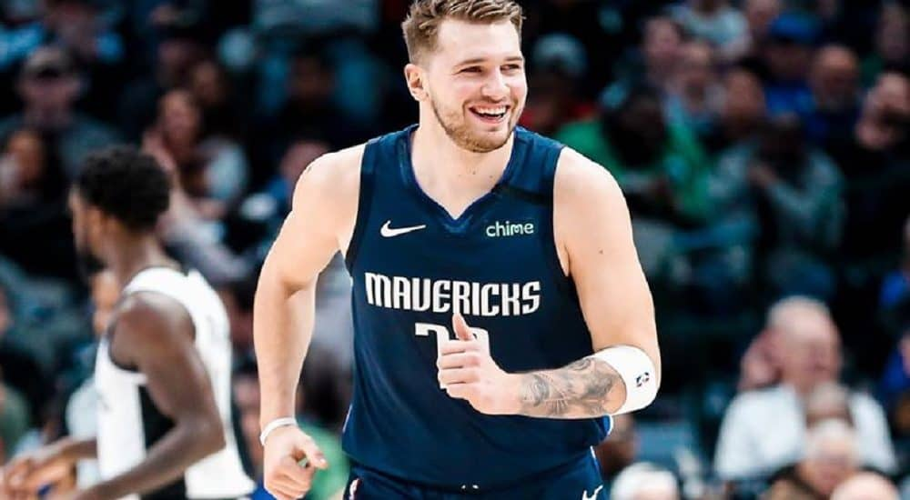 Luka Doncic, Dallas Mavericks Official Facebook Page