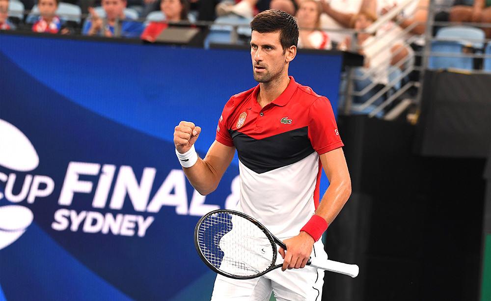 Nadal Djokovic Wimbledon 2020