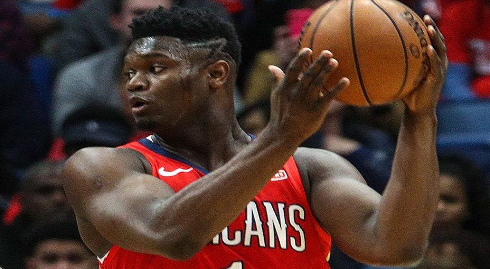 Zion Williamson, New Orleans Pelicans Official Facebook Page