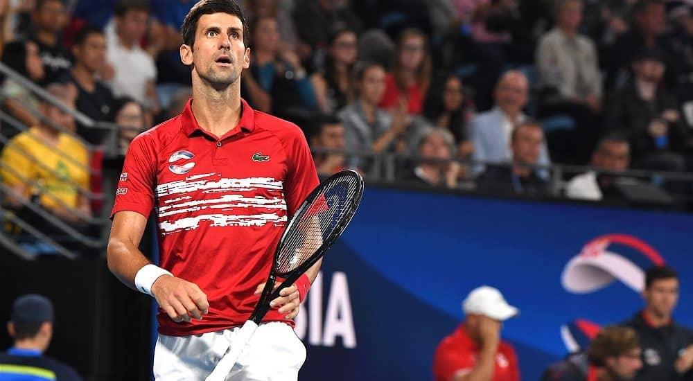 Novak Djokovic - Foto Roberto Dell'Olivo