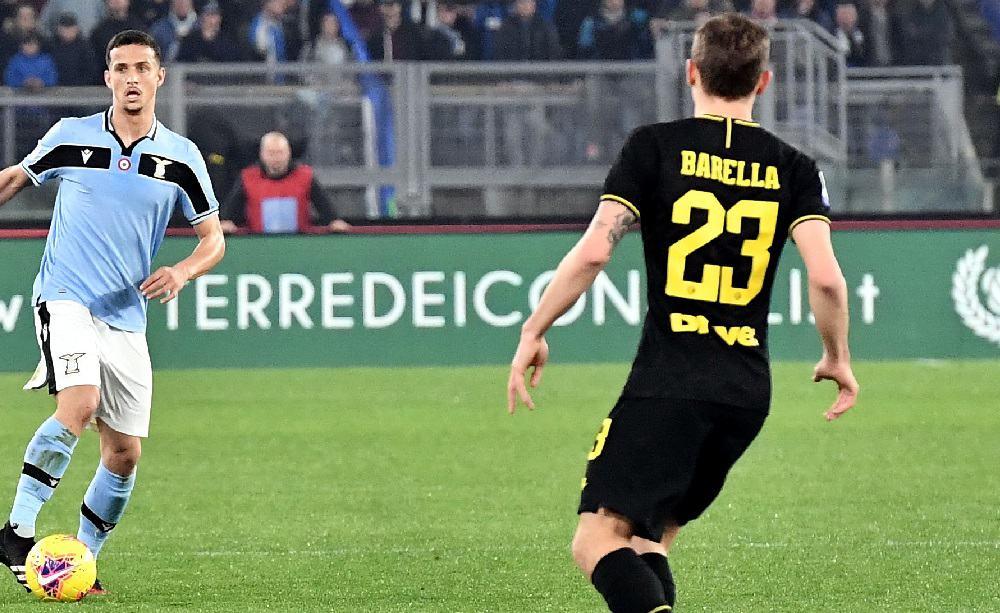 Inter-Lugano, infortunio per Barella: esce dolorante in amichevole