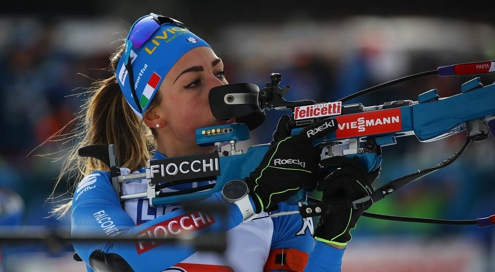 Lisa Vittozzi - Foto Marco Trovati/Pentaphoto