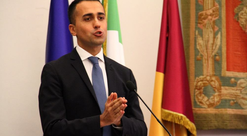 Luigi Di Maio - Foto Democracy International CC BY SA 2.0