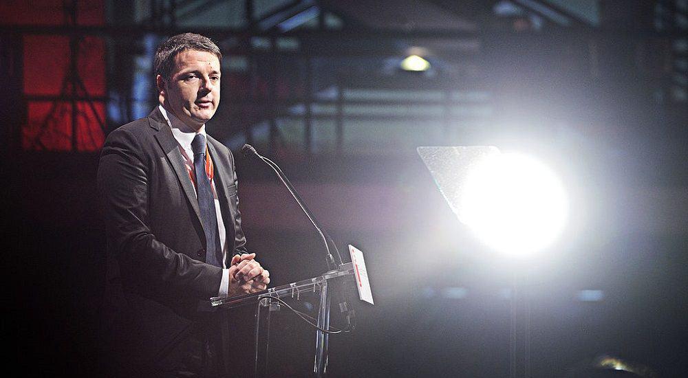 Matteo Renzi - Foto SPO CC BY SA 2.0