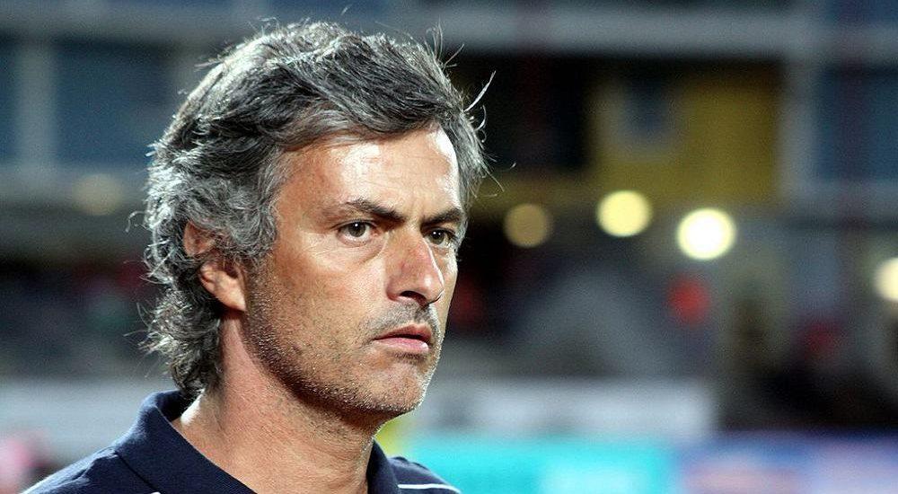 José Mourinho - Foto Steindy CC BY SA 3.0