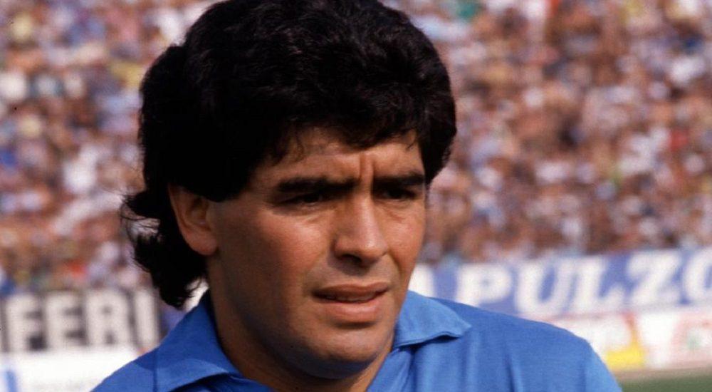 """SPADAFORA su Maradona morto: """"Era più di un campione, oggi ..."""