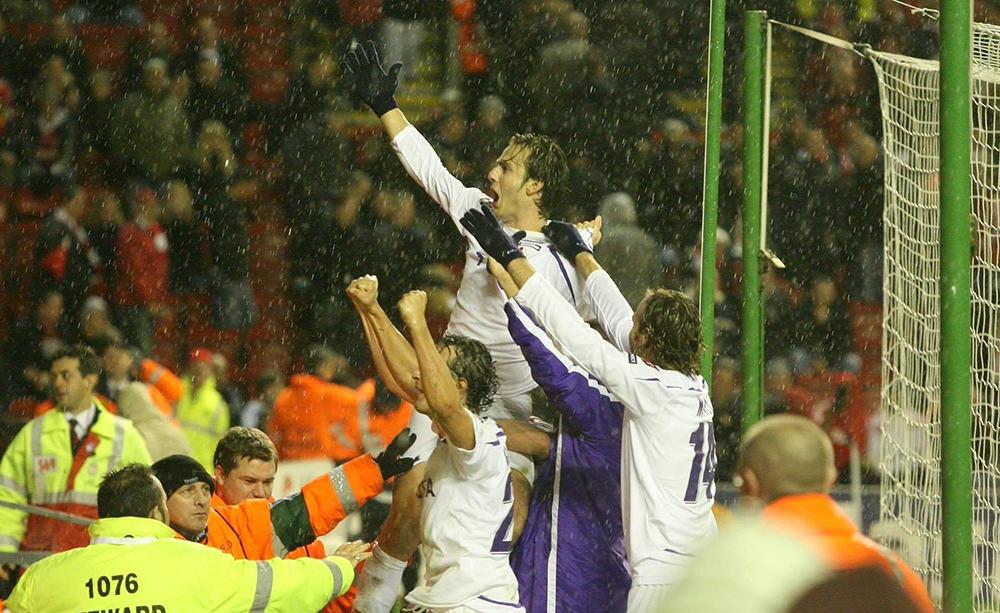 Esultanza Fiorentina - Foto Facebook
