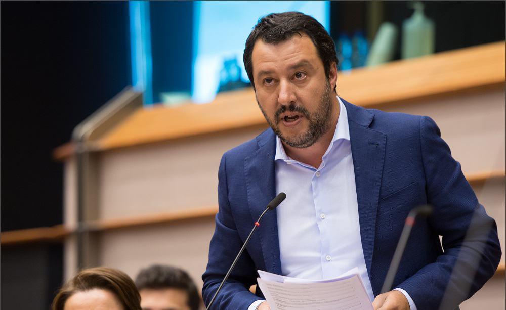 """Salvini: """"Contagi in aumento? Più tamponi fai e più positivi trovi. Vaccinazioni da accelerare"""""""