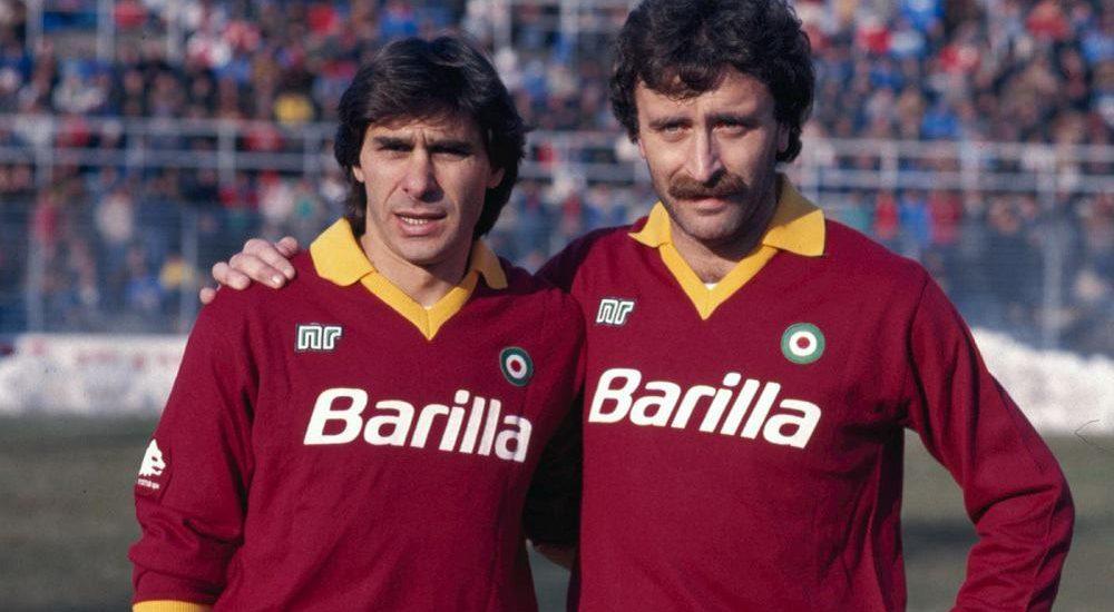 Roberto Pruzzo e Bruno Conti