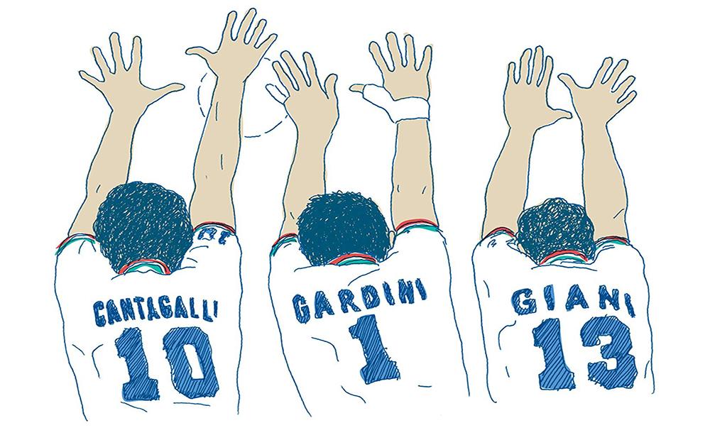 """""""La squadra che sogna"""", anima e imprese della leggendaria It"""