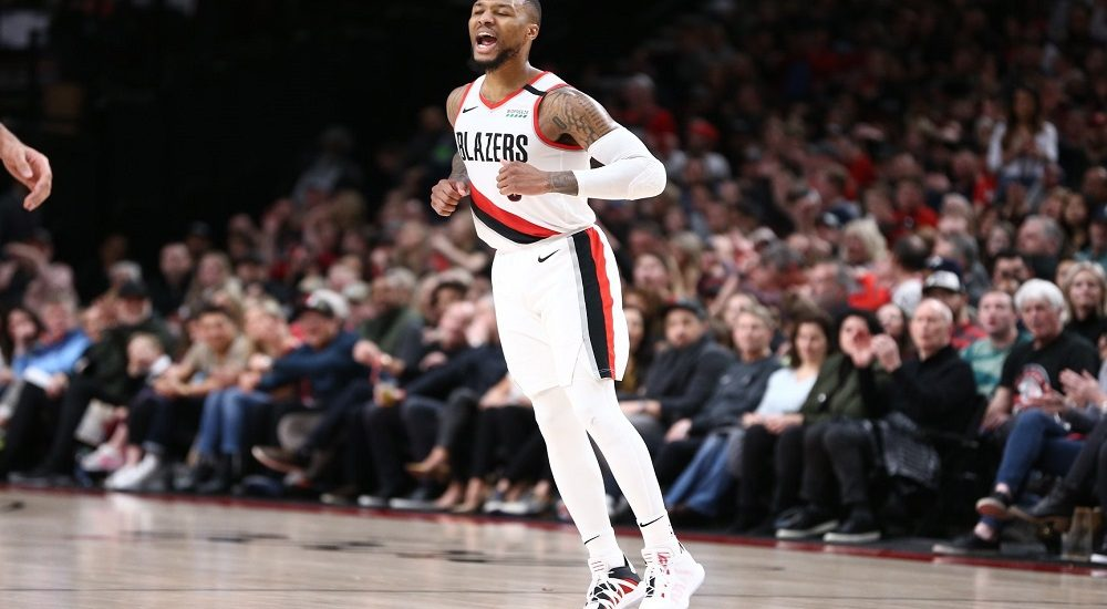 Damian Lillard, Portland Trail Blazers Official Facebook Page