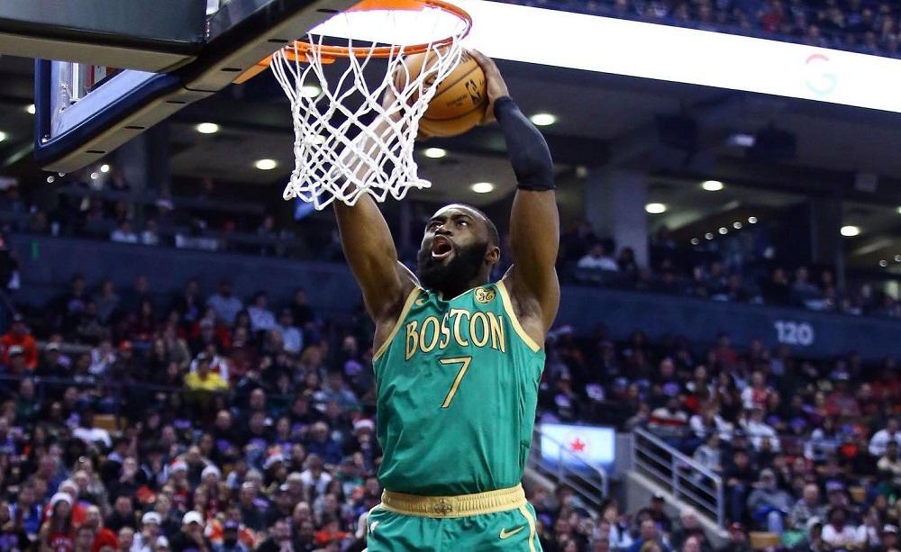 Jaylen Brown, Boston Celtics Official Facebook Page