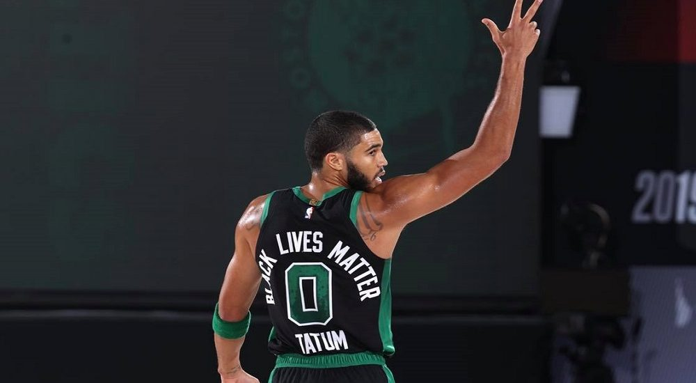 Jayson Tatum, Boston Celtics Official Facebook Page