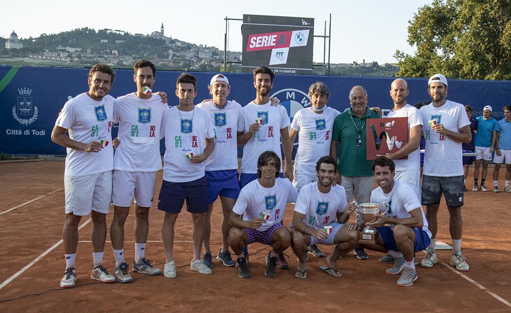 Premiazione Park TC Genova - Foto Marta Magni