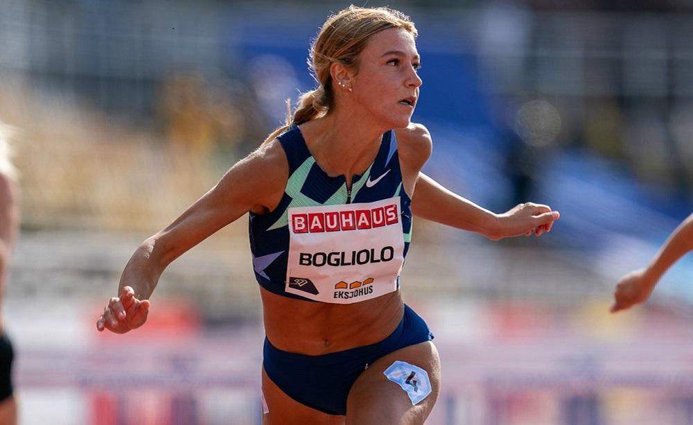 Luminosa Bogliolo - Foto World Athletics