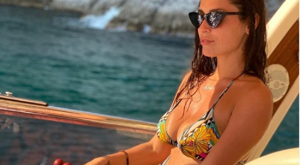 Alessia Macari/Foto instagram
