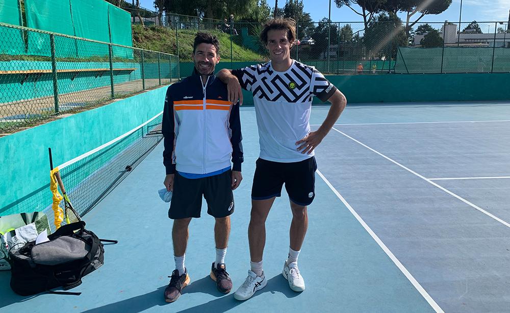 Francesco Aldi e Filippo Baldi - Foto Sportface