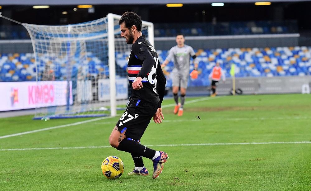 Sampdoria-Crotone 3-1: video, gol e highlights della partita di Serie A