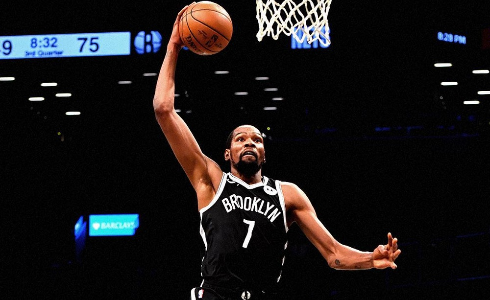 Kevin Durant, Brooklyn Nets Official Facebook Page