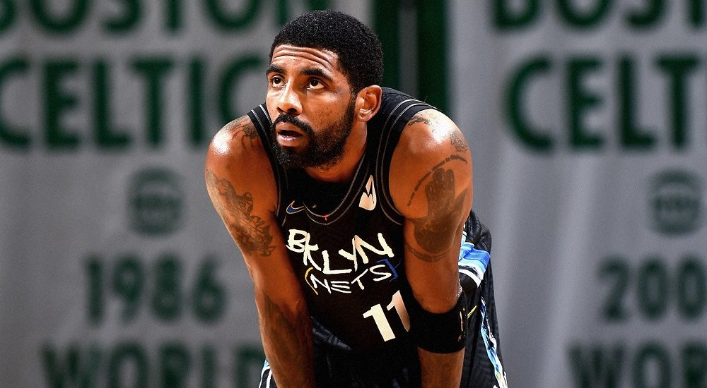 Kyrie Irving, Brooklyn Nets Official Facebook Page