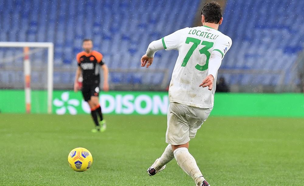 Manuel Locatelli, Sassuolo - Foto Antonio Fraioli