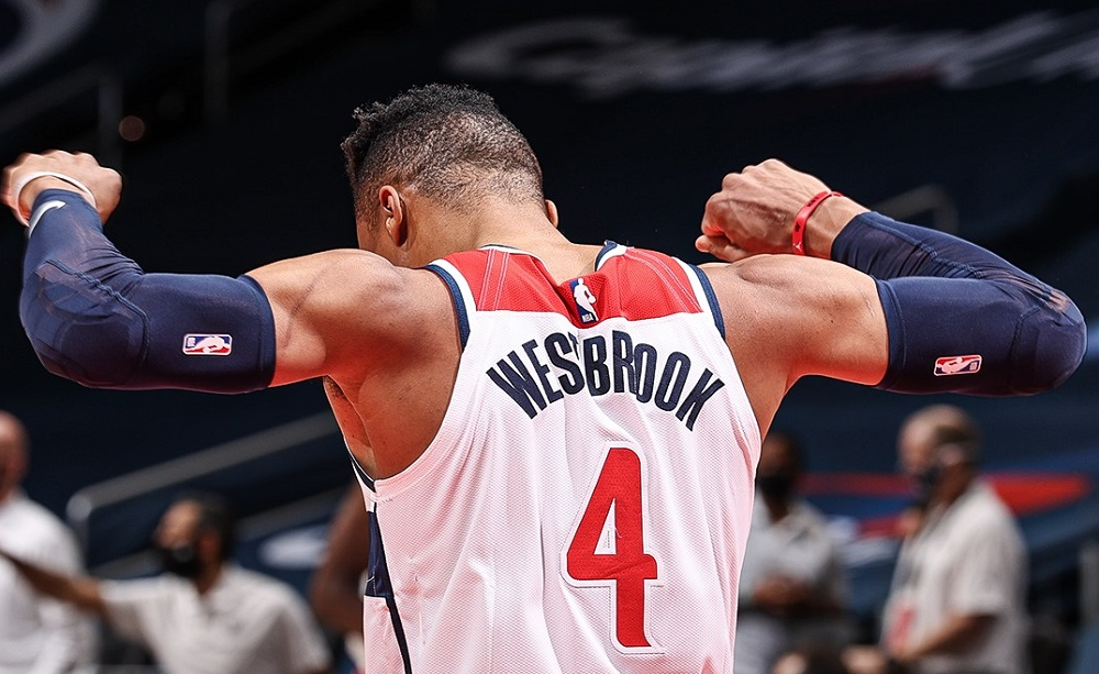 Russell Westbrook, Washington Wizards Official Facebook Page