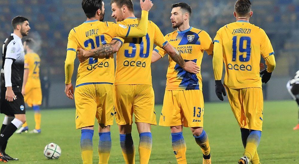Frosinone 2020-2021 - Foto Antonio Fraioli