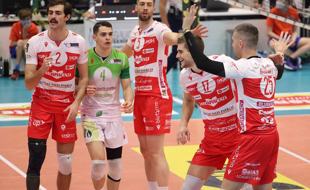 Gas Sales Bluenergy Volley Piacenza