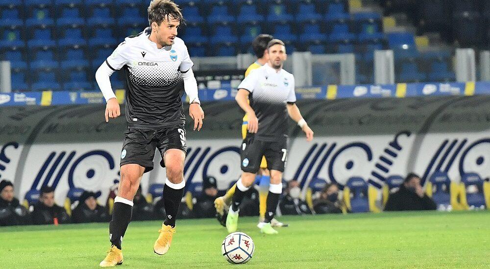 Luca Ranieri, Spal - Foto Antonio Fraioli