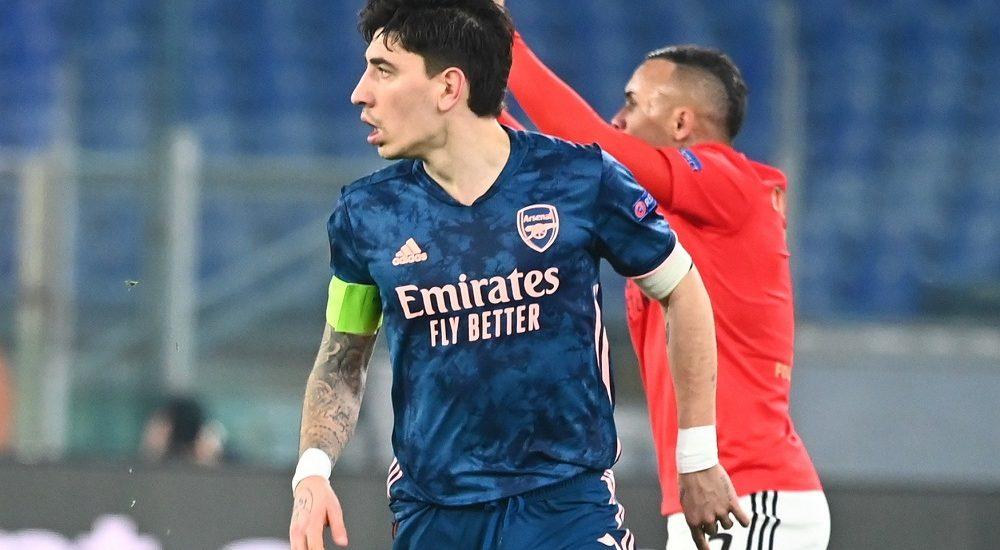 Hector Bellerin, Arsenal - Foto Antonio Fraioli