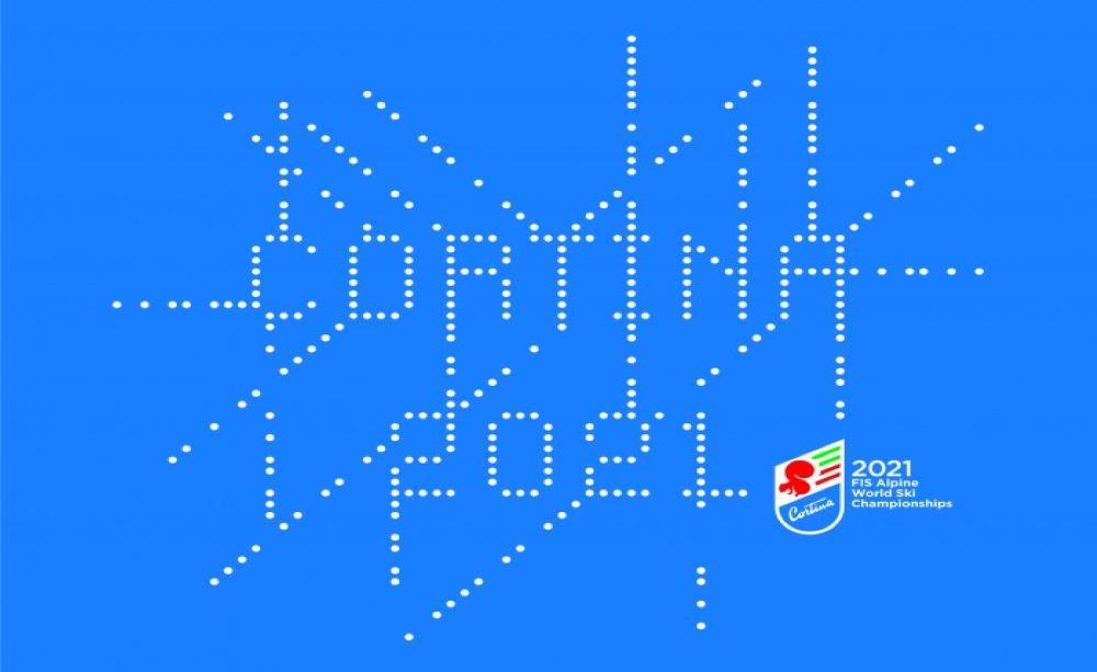 Logo Mondiali Cortina 2021