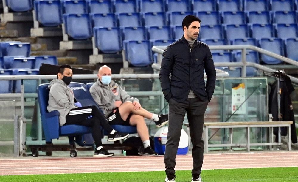 Mikel Arteta, Arsenal - Foto Antonio Fraioli