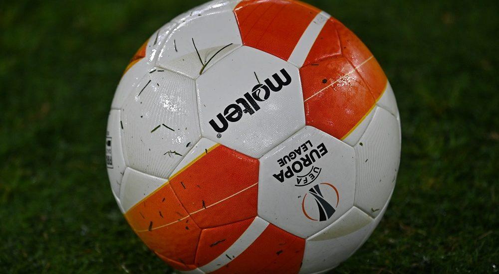 Pallone Europa League - Foto Antonio Fraioli