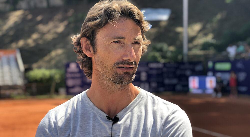 Juan Carlos Ferrero - Foto MEF Tennis Events