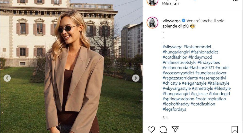 Viky Varga - Foto Instagram