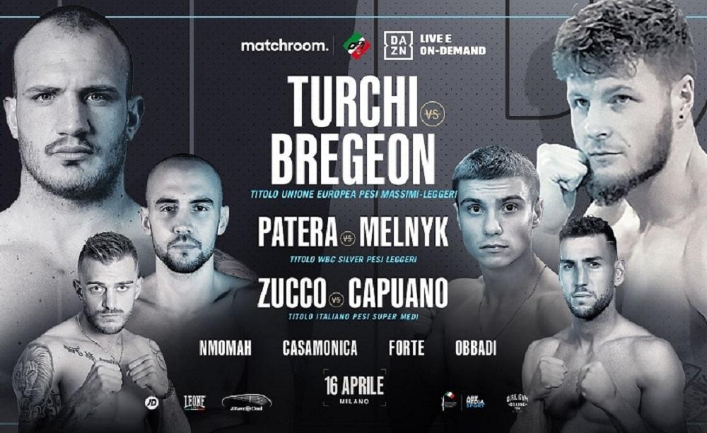 Fabio Turchi vs Dylan Bregeon