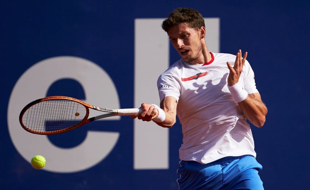Pablo Carreno Busta - Foto courtesy of Barcelona Open Banc Sabadell