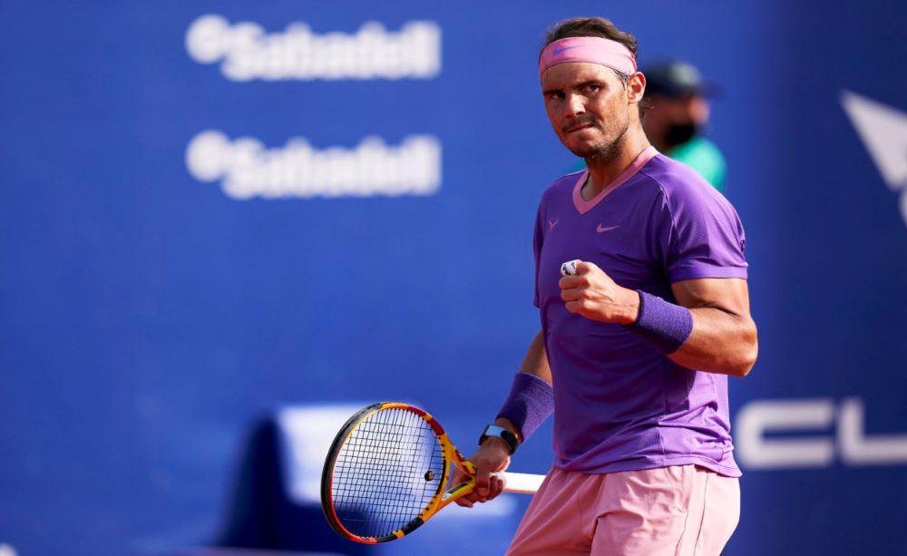 Rafa Nadal - Foto courtesy of Barcelona Open Banc Sabadell