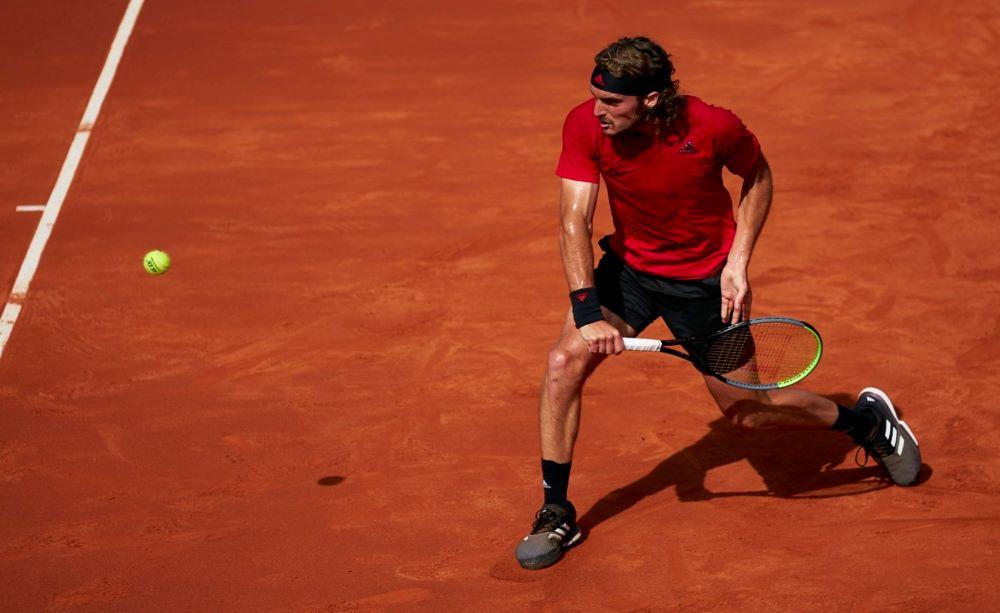 Stefanos Tsitsipas - Foto courtesy of Barcelona Open Banc Sabadell