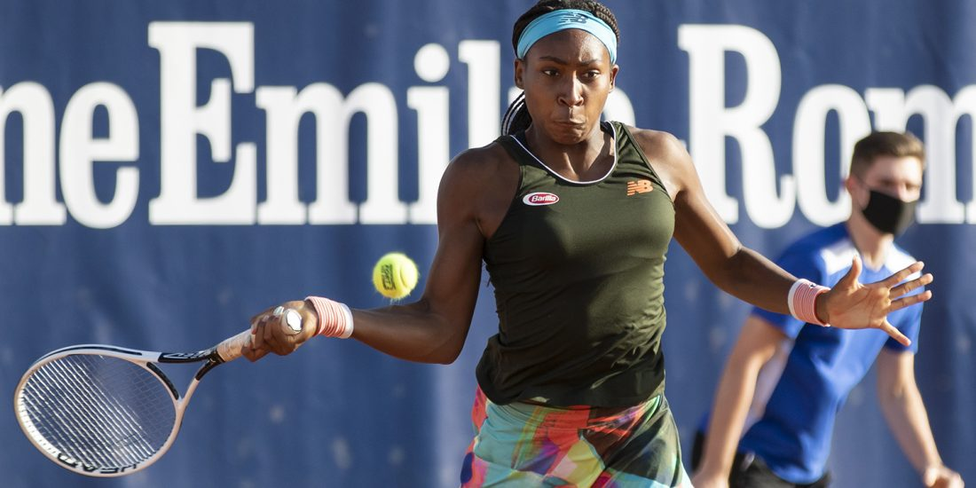 Cori Gauff - Foto Marta Magni/MEF Tennis Events