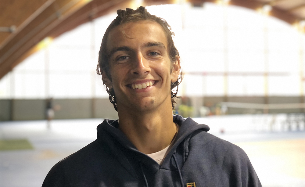 Lorenzo Musetti - Foto MEF Tennis Events