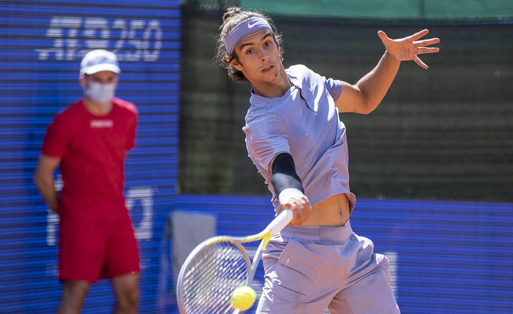 Lorenzo Musetti - Foto Marta Magni/MEF Tennis Events