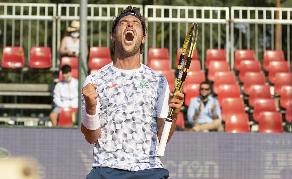 Marco Cecchinato - Foto Marta Magni/MEF Tennis Events