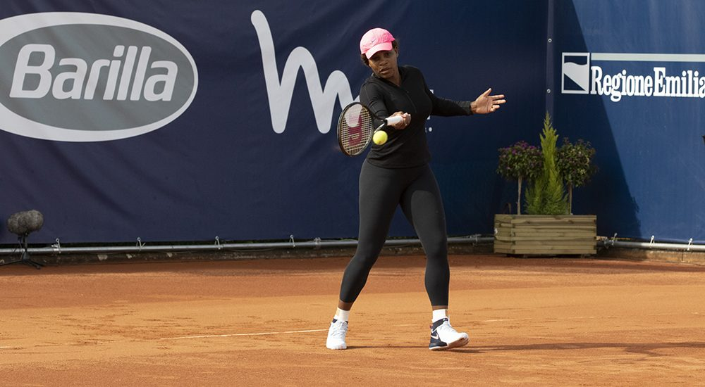 Serena Williams - Foto Marta Magni/MEF Tennis Events